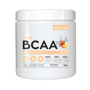 BodyLab BCAA Instant Ice Tea Peach (300g)