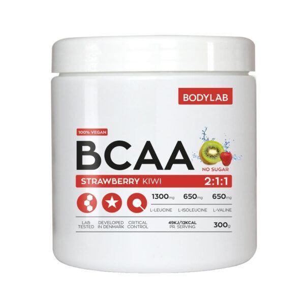 BodyLab BCAA Instant Strawberry Kiwi (300g)