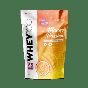BodyLab Whey 100 Proteinpulver Mango Passion (1kg)