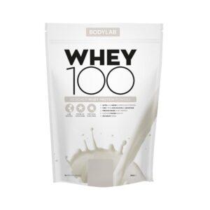 BodyLab Whey 100 Proteinpulver Neutral (1kg)