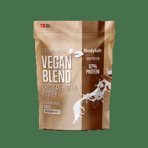 Bodylab Vegan Blend Protein Pulver 400g