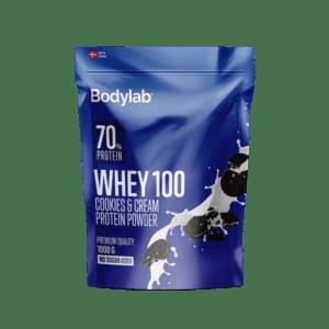 Bodylab Whey 100 Cookies & Cream 1000g