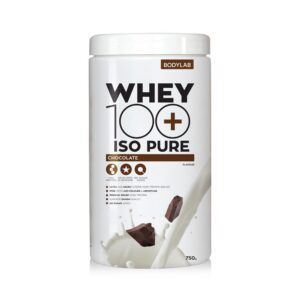 Bodylab Whey 100 ISO PURE Chokolate (750 g)