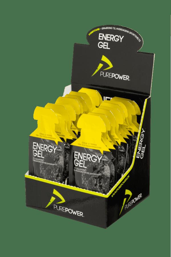 Energy Gel Citrus-Te 18stk