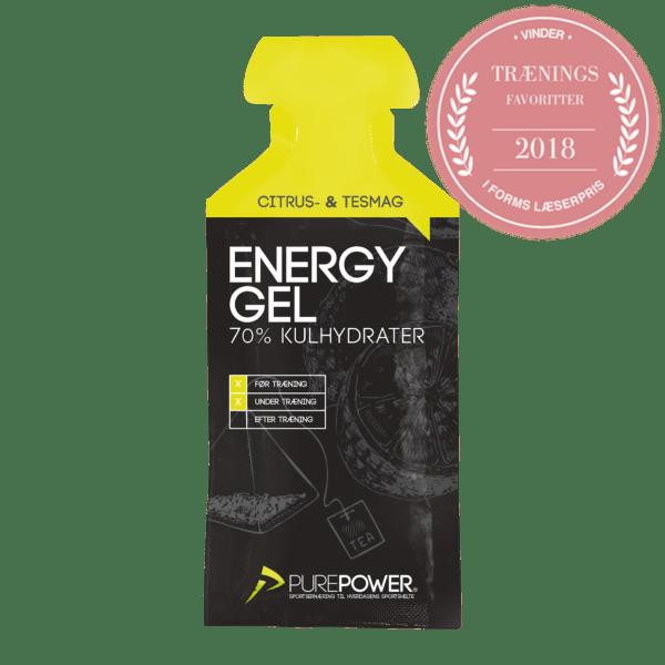 Energy Gel Citrus-Te stk