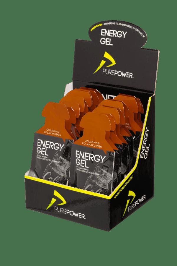 Energy Gel Cola 18 stk