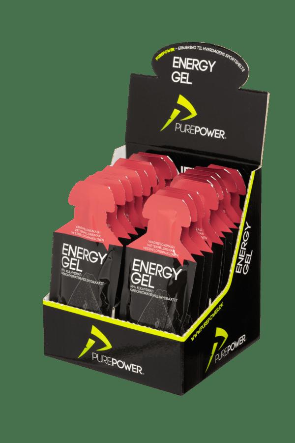 Energy Gel Vandmelon 18 stk