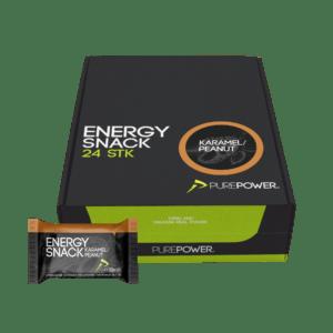 Energy Snack Karamel & Peanut 24 stk