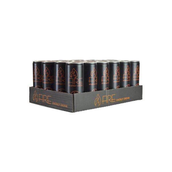 Fire Energy Drink Zero 24x250ml