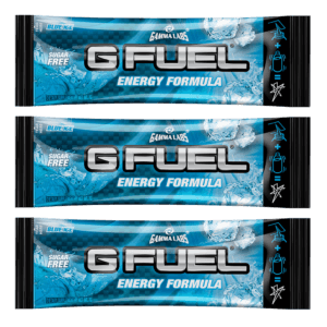 G-FUEL - BLUE ICE 3 PACK