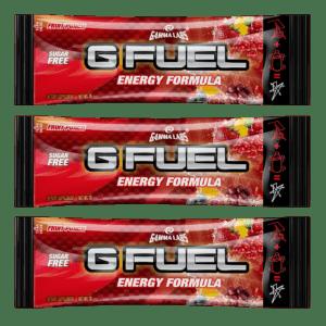 G-FUEL - FRUIT PUNCH 3 PACK