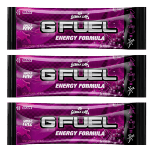 G-FUEL - GRAPE 3 PACK