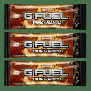 G-FUEL - PEACH ICED TEA 3 PACK