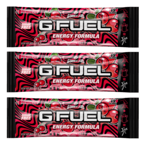 G-FUEL - PEWDIEPIE 3 PACK
