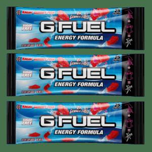 G-FUEL - RAGIN' GUMMY FISH 3 PACK