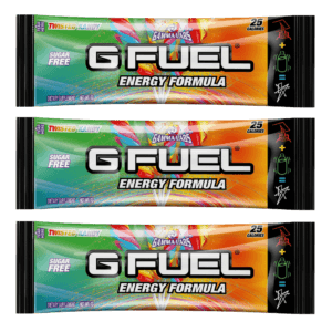 G FUEL - TWISTED KANDY 3 PACK