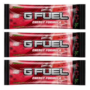 G-FUEL - WATERMELON 3 PACK
