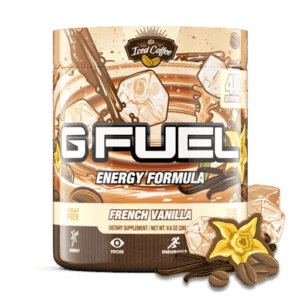 G Fuel - FRENCH VANILLA ICED COFFEE
