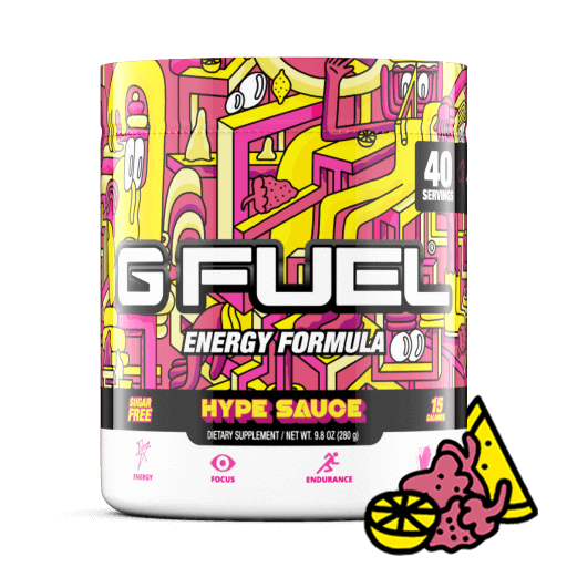 G Fuel - HYPE SAUCE