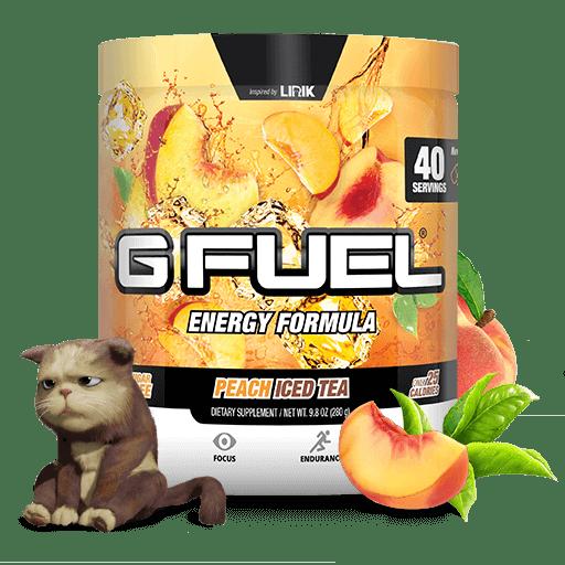 G Fuel - Peach Iced Tea