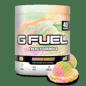 G Fuel - RAINBOW SHERBET