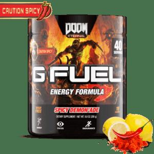 G Fuel - SPICY DEMON'ADE
