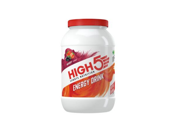 High5 Energy Drink - Energidrik - Berry - 2,2 kg