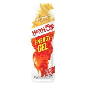 High5 EnergyGel - Banan 40 gram