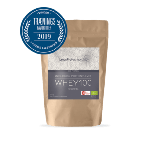 LinusPro Økologisk Proteinpulver (Neutral, 500 g)