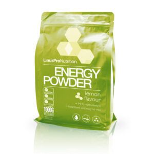 LinusPro Energy Powder Kulhydrater Lemon (1kg)