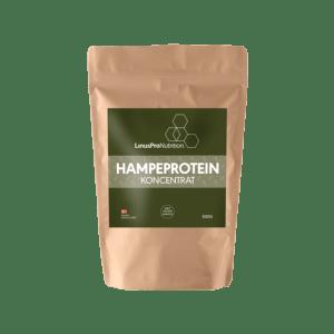 LinusPro Hampeproteinpulver (Neutral, 500 g)