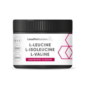 LinusPro PURE Aminosyrer (Hindbær, 300 g)