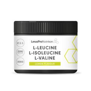 LinusPro PURE Aminosyrer (Lemon/Lime, 300 g)