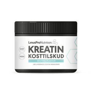 LinusPro PURE Kreatin (Neutral, 400g)