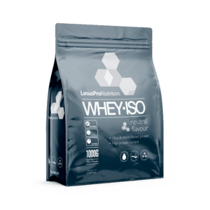 LinusPro WHEY ISO Proteinpulver (Neutral, 1000 g)