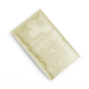 LinusPro Whey 100 Proteinpulver Vanilje Brev (30g)