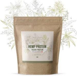 Nordic Protein Hampproteinpulver (Neutral, 500 g)