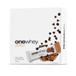 One Whey® Bar Zero box
