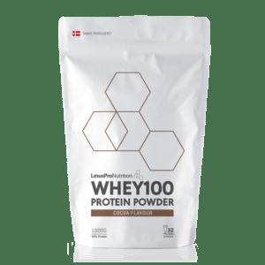 Pure WHEY100 Proteinpulver (Chokolade, 1000 g)