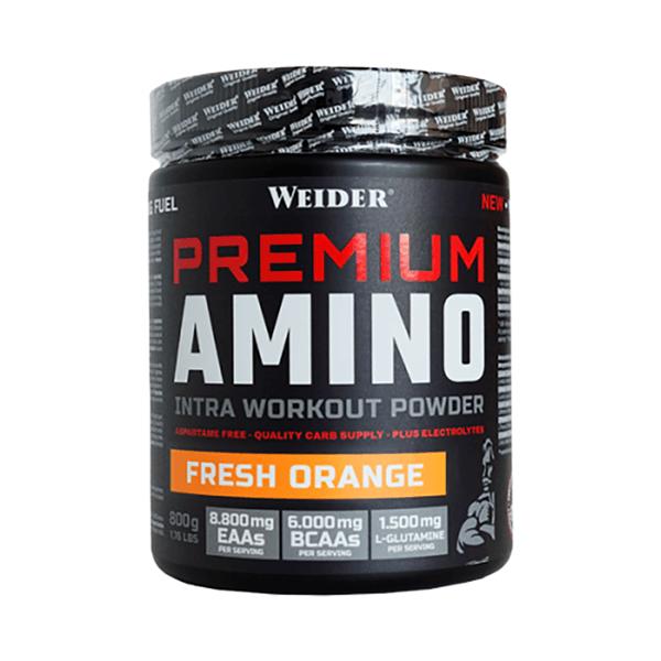 Weider Premium Amino Powder Fresh Orange 800g