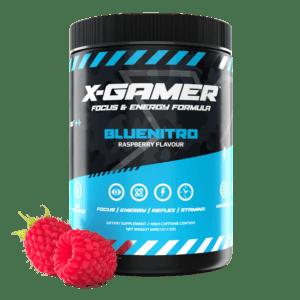 X-Gamer - Bluenitro