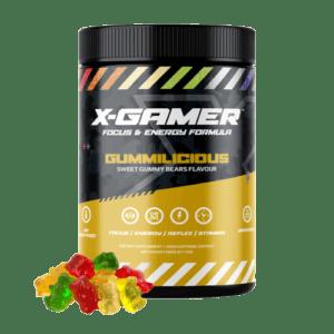 X-Gamer - Gummilicious