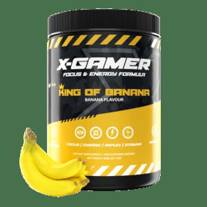 X-Gamer - King of banana