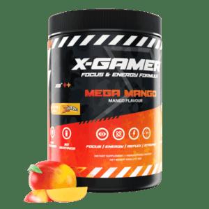 X-Gamer - Mega Mango