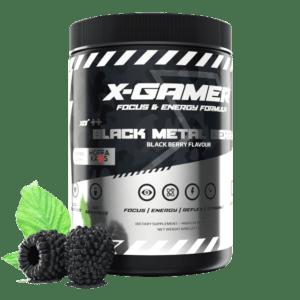 X-Gamer - Metal Berry
