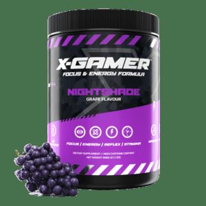 X-Gamer - Nightshade