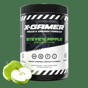 X-Gamer - Steve's Apple