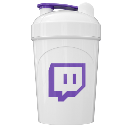 G FUEL - The Twitch Glitch Shaker Cup