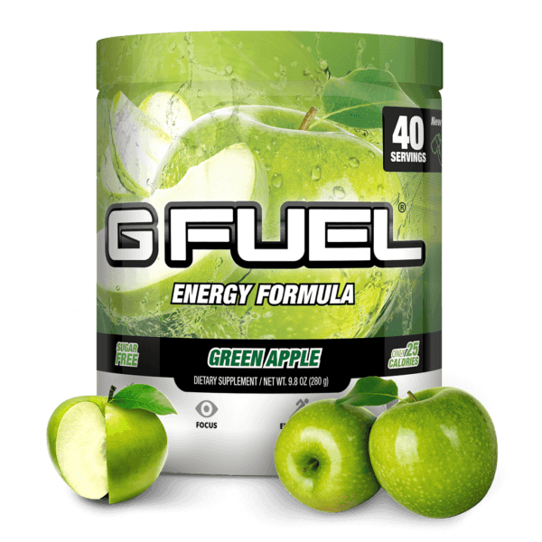 G Fuel - Green Apple
