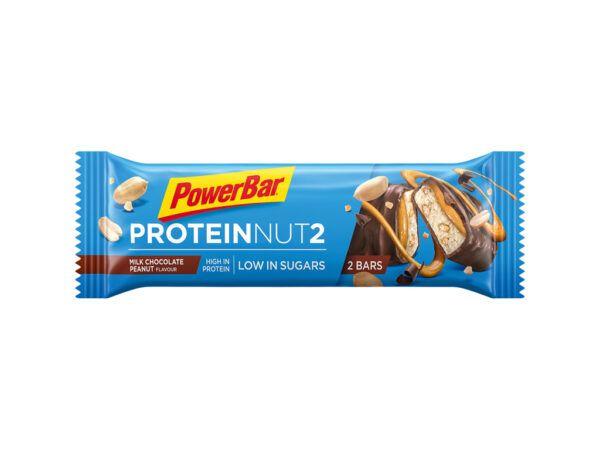 Powerbar Protein Nut 2 - Mælke Chokolade Peanut - 45g